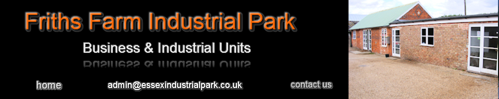 Essex Industrial Park business industrial units